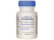 Хомеопатична Формула при Артрит