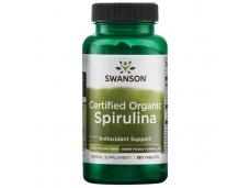 100% Сертифицирана Органична Спирулин..