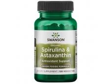 Органична Спирулина и Астаксантин