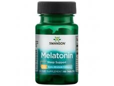 Мелатонин с Двойно Освобождаване
