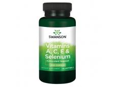 Витамини A, C, E и Селен