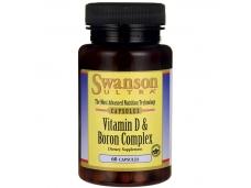Витамин D и Борон