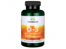Витамин Д-3 с Кокосово Масло