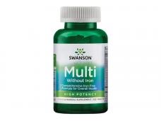 Мултивитамини без Желязо