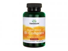 Супер Стрес Б-комплекс с Витамин Ц