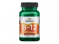 Витамин Б-12 (Цианокобаламин)
